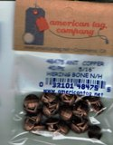 "American Tag Nailheads - Antique Copper Herringbone 5/16"" (40/Pkg)"