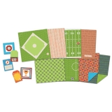 American Traditional - Game Day - Paper Collections - Game Day