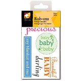 American Traditional - Baby - Boxed Rub Ons