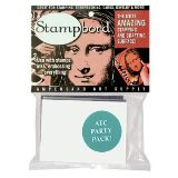 Ampersand Stampbord - ATC Party Pack (16 piece)