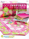 Accuquilt Book - Go! Inspired with Accuquilt