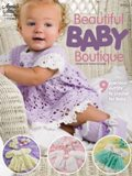 Annie's Attic Book - Baby Boutique Crochet Patterns