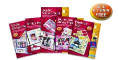 Avery Dennison Scrapbooking Products