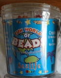 Bead Bazaar Barrel of Beads - Sealife- Makes 10 items