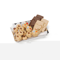 Darice Everyday Minis - Cookies on Tray