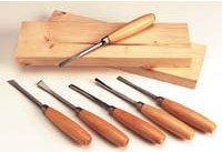 Darice Craftwood 6 Pc Carving Chisel Set