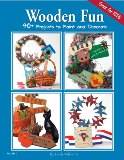 Design Originals Book - Wooden Fun