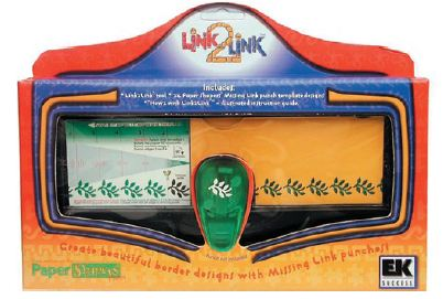 EK Link2Link Tool and all 24 Missing Link Punches