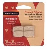 Fiskars Limited Edition Healthy Heart Triple Track Replacement Cartridge For #3145