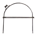 1800 Metal Handbag Frame Purse Handle
