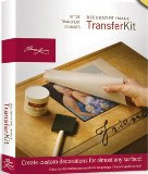 Tilano Decorative Image Transfer Kit - Transfer Pictures